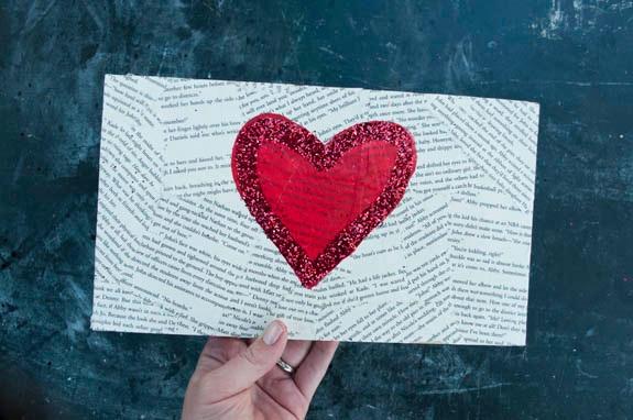 el yapımı kalp tablosu