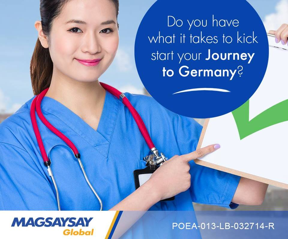 Apply for Nursing Job in Germany