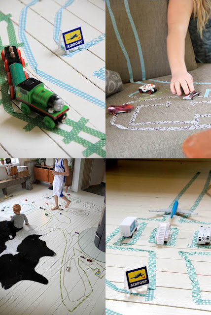taśma Washi, Pokój dla dziecka, dla chłopca, dla dziewczynki, Zabawki dla dzieci, DIY, jak ozdobić pokój dziecka, how to decorate the kids room, washi tape, z Japoni, for kids,