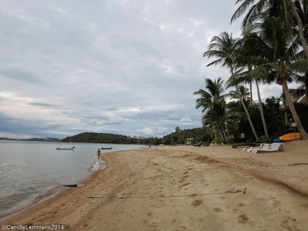 Fisherman's Village beach