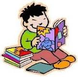 anak belajar