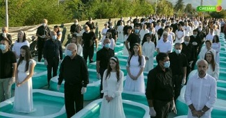 Botez 50 candidați ✅ Vladimir Pustan 🔴 Un singur botez