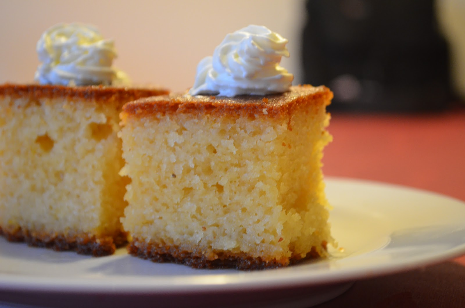 Greek Semolina Cake Recipe