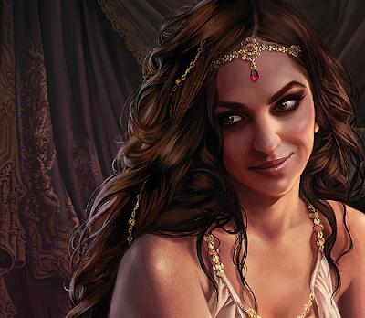 Arianne Martell by Magali Villeneuve - Juego de Tronos en los siete reinos