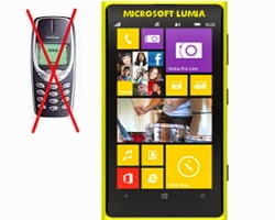 Farewell Nokia, welcome Microsoft Lumia