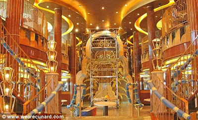 August 2011 home business and lighting designs for Queen elizabeth 2 ship interior