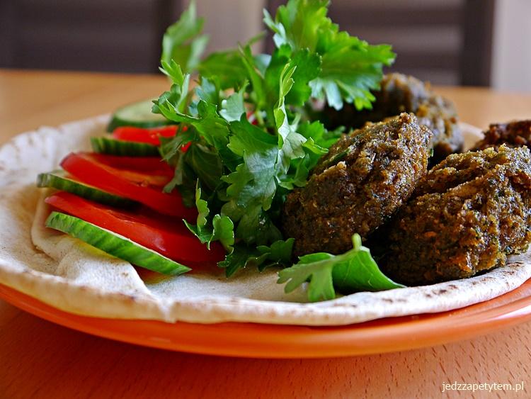 wegańskie potrawy