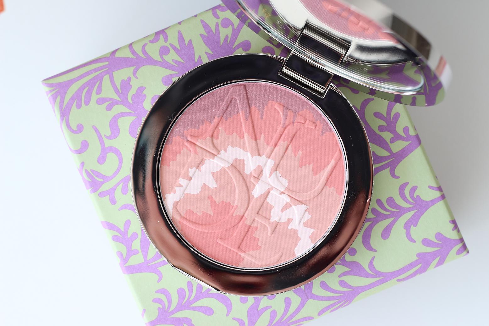 Dior Tie Dye Pink Sunrise