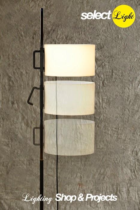 TMC Lamp - Miguel Milá