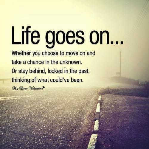 poetry for students life goes on english quotes