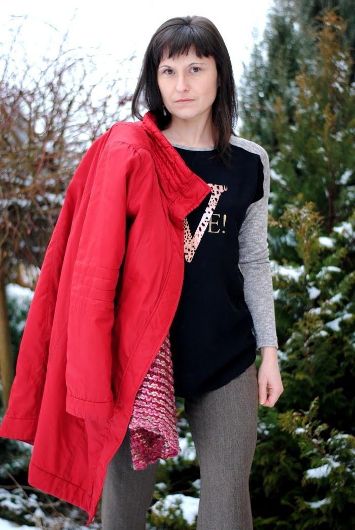 spodnie na zimę