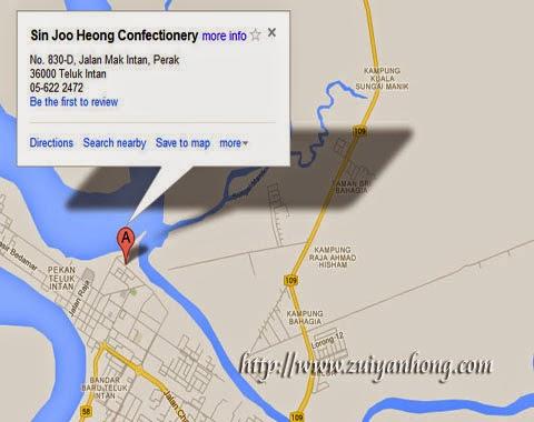 Sing Joo Heong Map