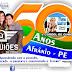 """""""PROGRAMAÇÃO DE ANIVERSÁRIO DA CIDADE: AFRÂNIO 50 ANOS"""""""