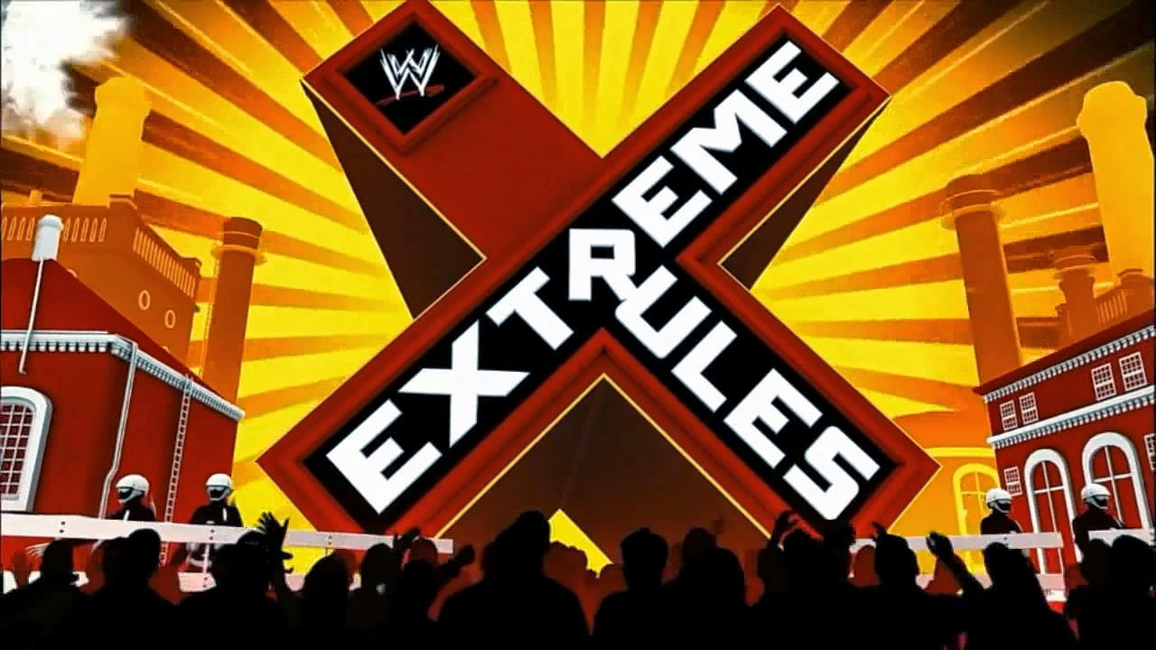 WWE Extreme Rules Pay-per-view Wrestling