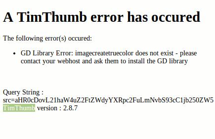 TimThumb Error