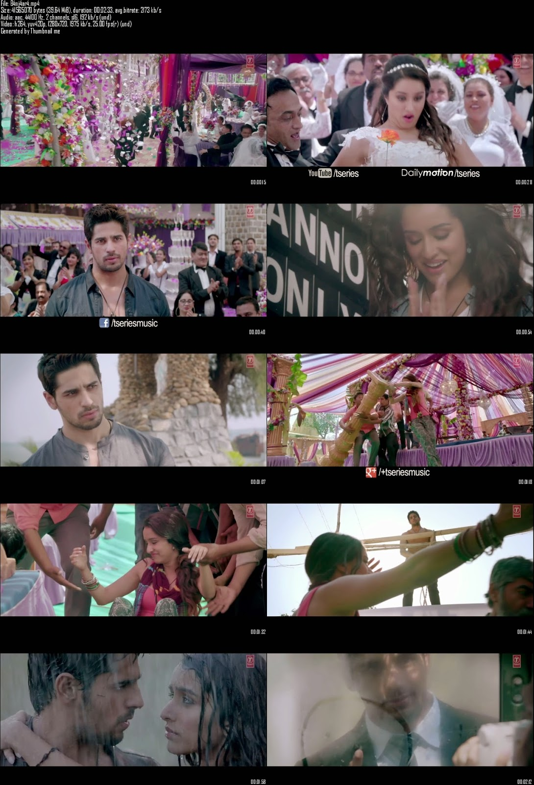 Mediafire Resumable Download Link For Video Song Banjaara - Ek Villain (2014)