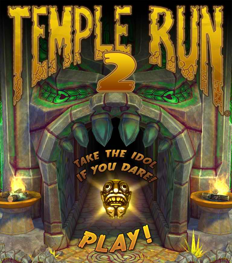The Temple Run 2 has the same concept as previous version but you are