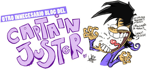 Otro blog de Captain Juster