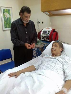 شاهد بالفيديو حصرى  اخر كلمات خالد صلاح عن الموت قبل الوفاة مباشرة