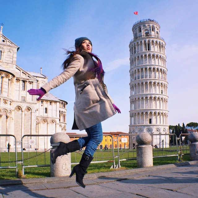 """<a href=""""http://mataram.info/things-to-do-in-bali/visitindonesia-banda-marine-life-the-paradise-of-diving-topographic-point-inward-fundamental-maluku/"""">Indonesia</a>best destinations : Photograph Fun At The Leaning Pisa Tower"""