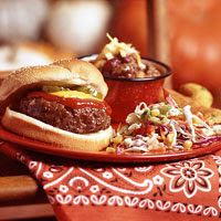 the grilled recipes kitchen invites you to try grilled beef burgers ...