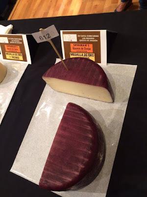 Medalla de oro mejor queso de Aragón