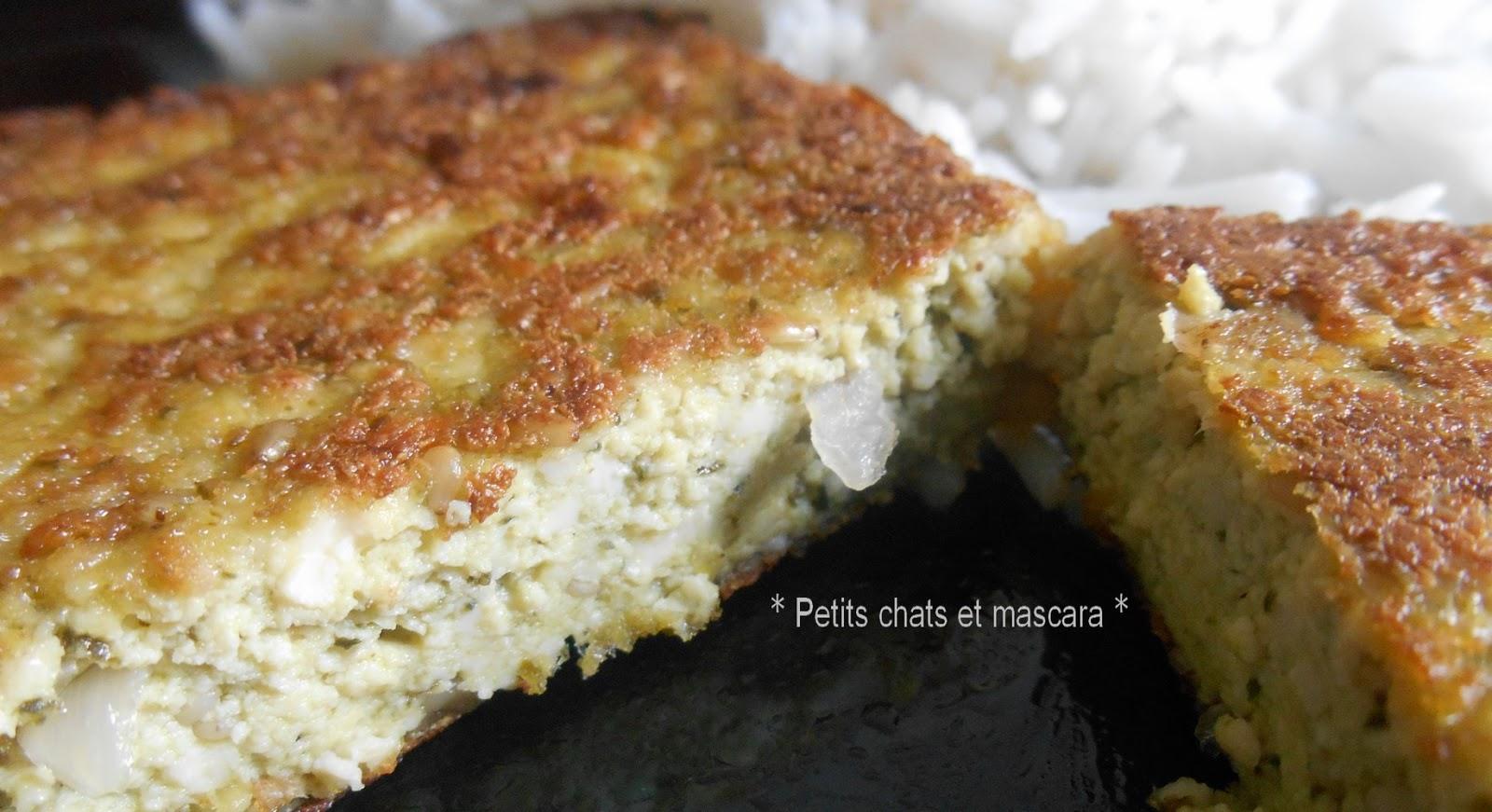 filet tofu ail des ours