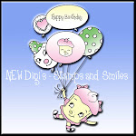 NEW Digi's - Stamps and Smiles