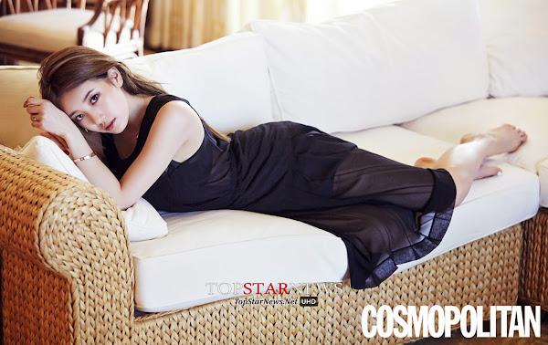 배수지 Cosmopolitan 2014