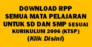 Download RPP Kurikulum 2006