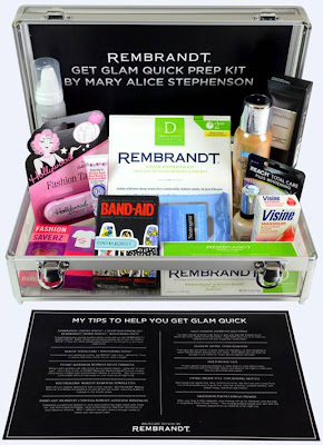 image001 The Rembrandt Get Glam Kit Huge Fashion Flash Giveaway (1 day only) from The Mommyhood Chronicles