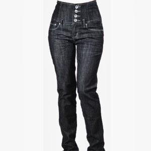 Novo modelos calças jeans com cintura alta 2013 2014
