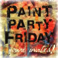 If you love to draw and Paint join us at the Party