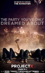 Watch Project X 2012 film online