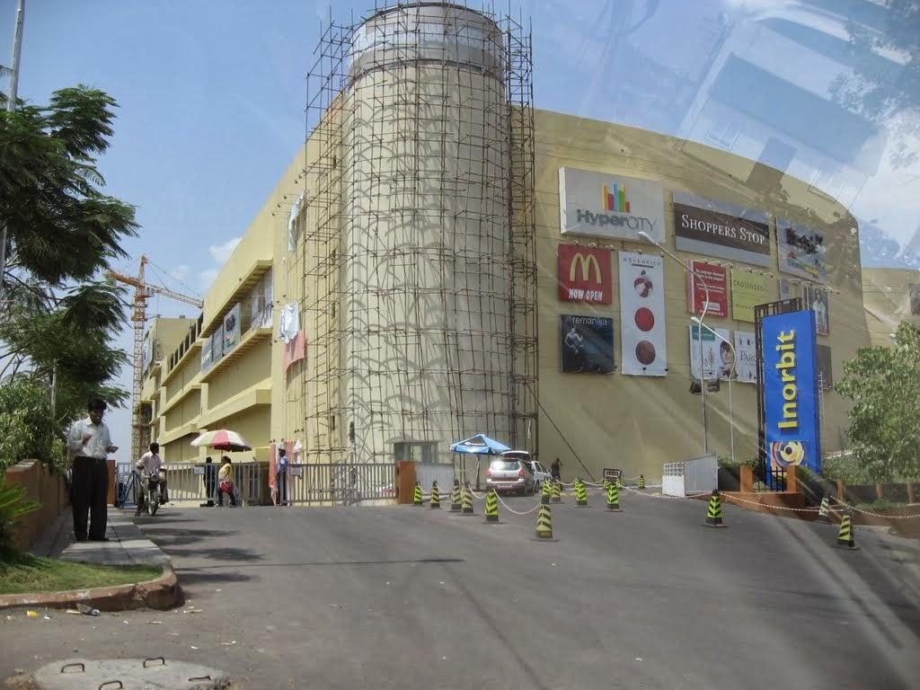 Inorbit Mall Hyderabad India