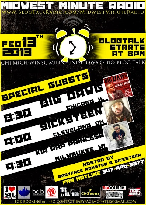 RECAP: BIG DAWG x SICKSTEEN x KIA RAP PRINCESS 02/13