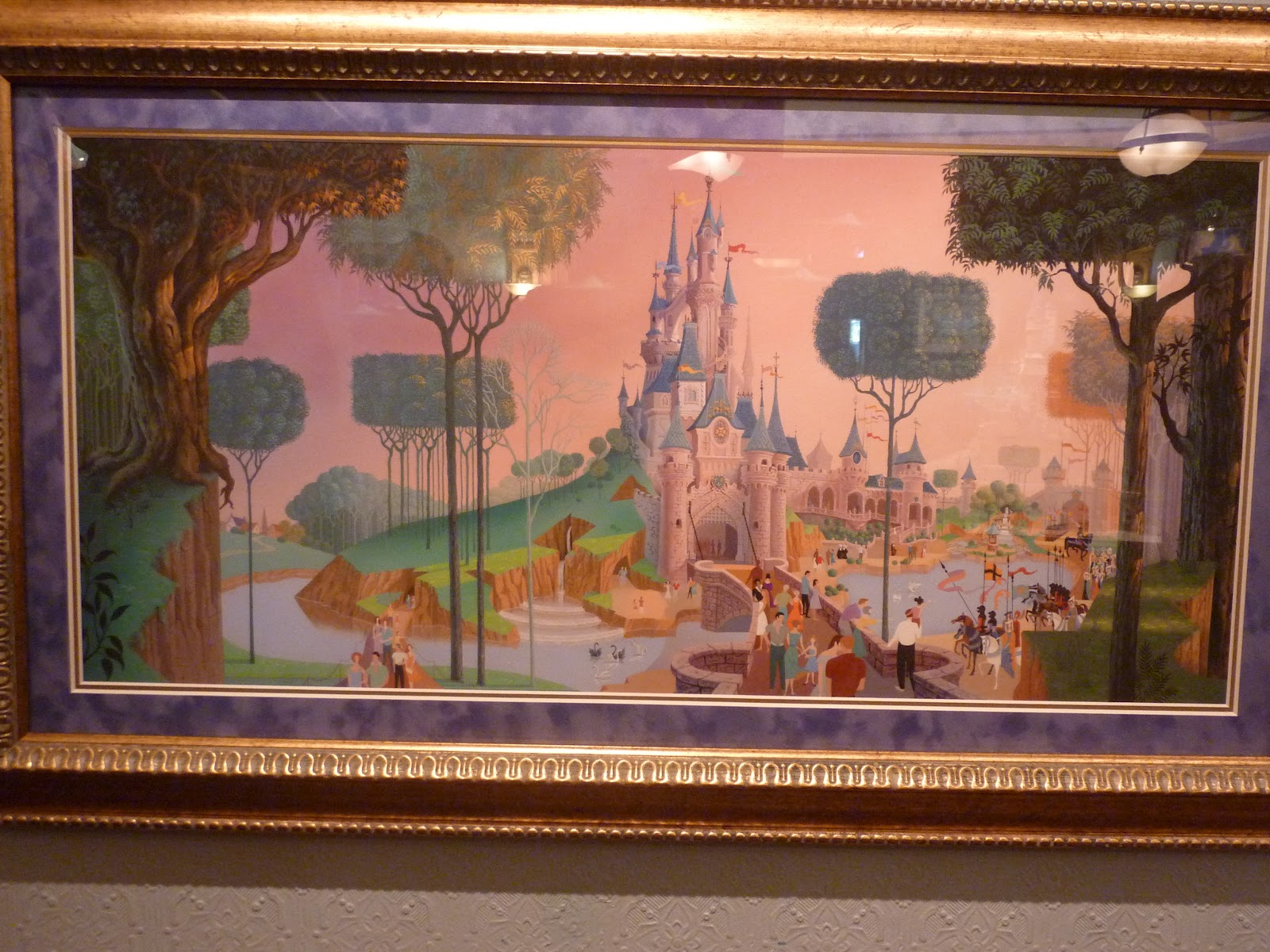 Laura\'s Miscellaneous Musings: Today at Disneyland: Crowning ...