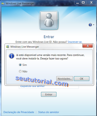 download messenger 2009 english