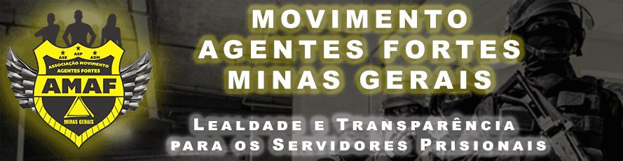 ASSOCIAÇÃO MOVIMENTO AGENTES FORTES DE MINAS GERAIS