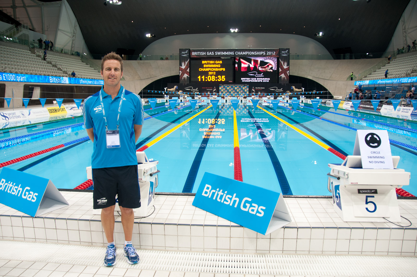 Swim Smooth Perth Blog Vip Access To Olympic Park Wahoo