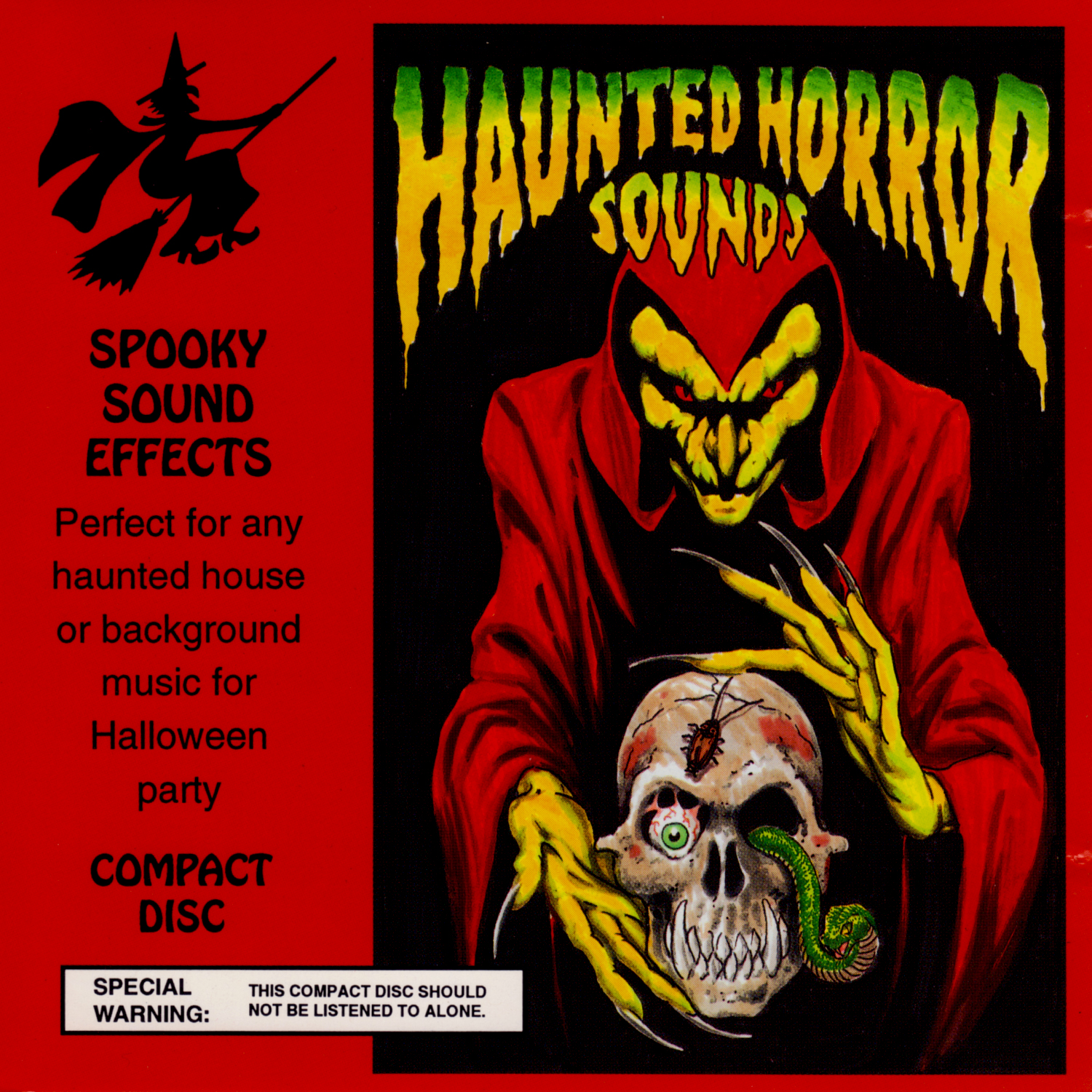 Haunted horror sounds