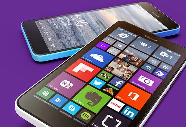 Lumia 640 at MWC 2015