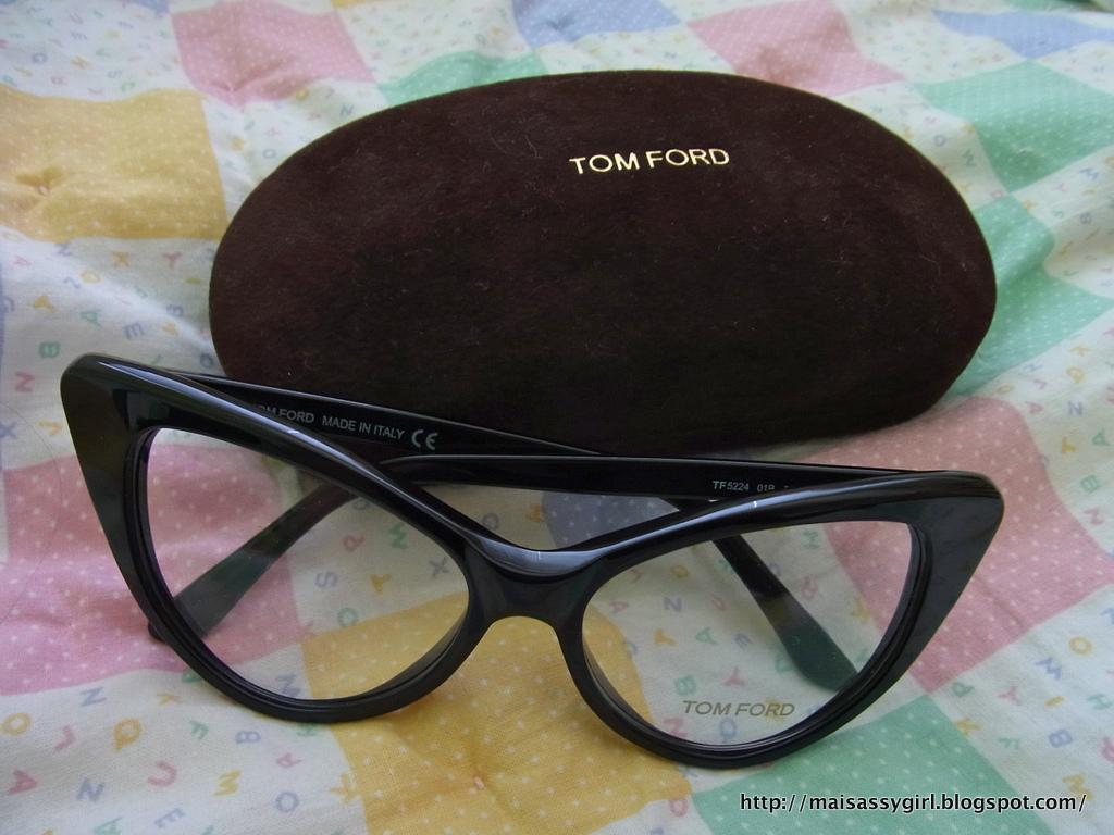 How Do You Say Eyeglass Frames In Spanish : maisassygirl: TOM FORD CAT EYE GLASSES
