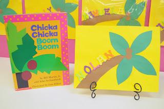 Mrs. Ricca's Kindergarten: Chicka Chicka Boom Boom - photo#3