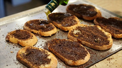 The Recipe File: Bread With Chocolate and Olive Oil