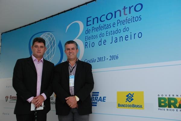 Prefeitos Arlei e Rogério Cabral (Nova Friburgo) confirmam parceria no Turismo e na Agricultura
