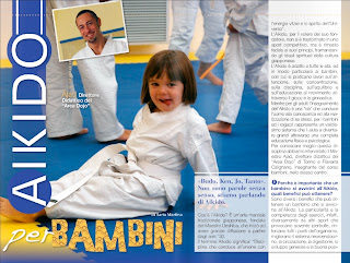 Aikido Torino Corsi per bambini