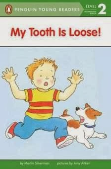 bookcover of My Tooth Is Loose  (Penguin Young Readers)  by Martin Silverman