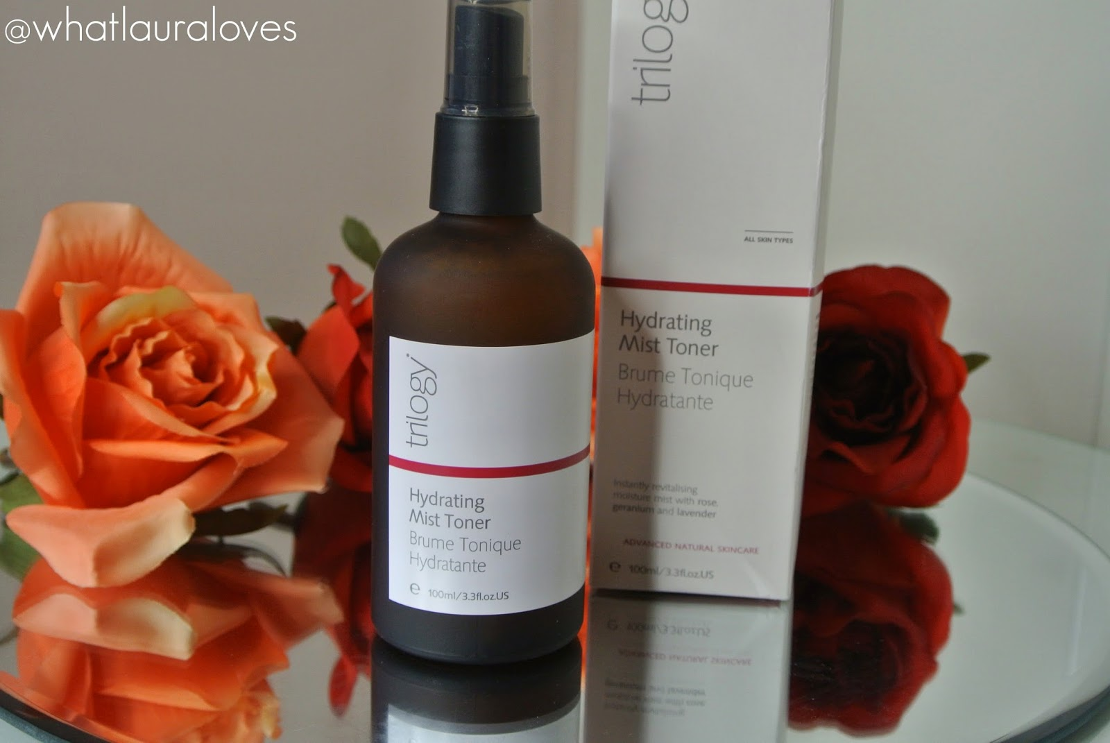 Trilogy Hydrating Mist Toner Review Feel Unique Look Fantastic Natural Organic Skin Care