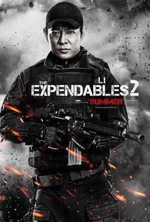 Biệt Đội Đánh Thuê 2 - The Expendables 2 - 2012